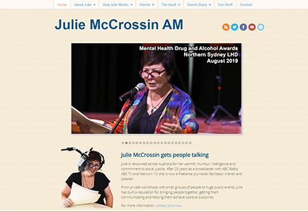 Julie McCrossin