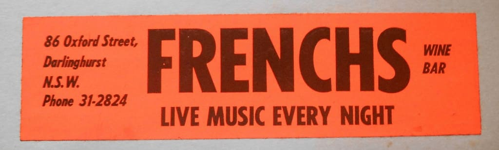 French's sticker