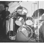 Voigt setting up, 1978