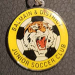 Life membership badge