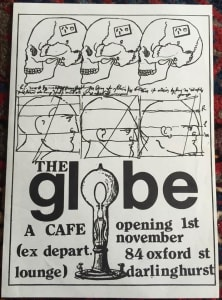 Poster for the Globe