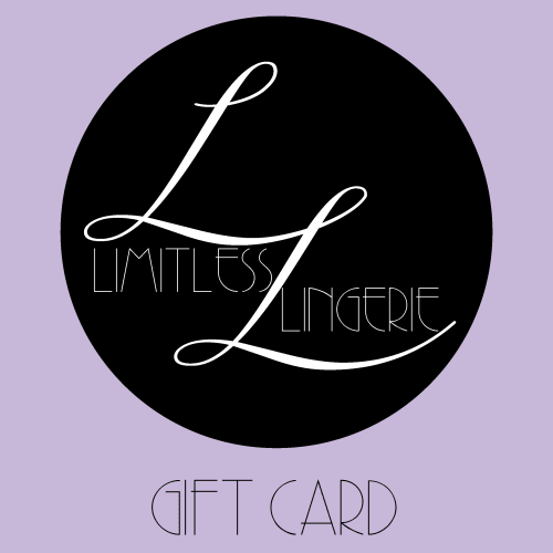 Limitless Lingerie Gift Card
