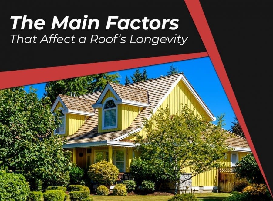 Factors that affect the longevity of a roof