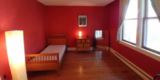 Photo of Woods's room
