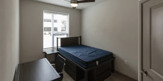 Photo of Josiah's room