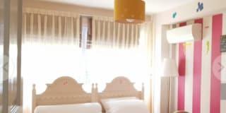 Photo of Naqiu's room