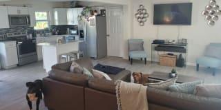 Photo of Keegan's room