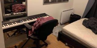 Photo of Geraldine's room