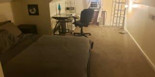 Photo of Pete's room