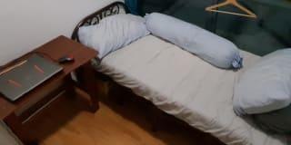 Photo of JS's room