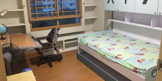 Photo of Sivak's room