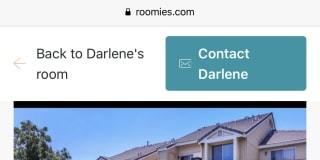 Photo of Darlene's room