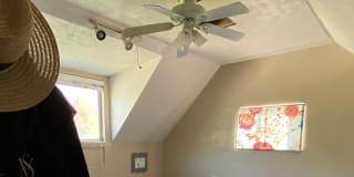 Photo of Georgia McIntyre's room