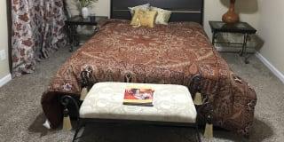 Photo of Priya's room