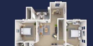 Photo of Aly's room