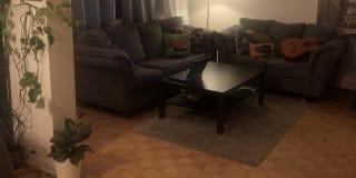 Photo of Hamid's room