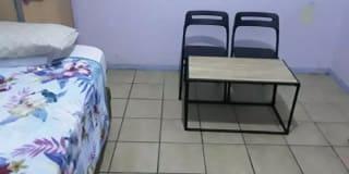 Photo of Maitland's room