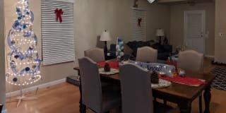 Photo of Catherine's room