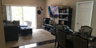 Photo of Dennis Wilson's room
