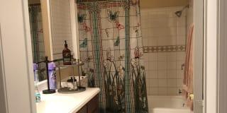 Photo of Rosemarie's room