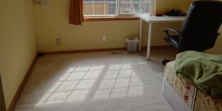 Photo of Wilson's room