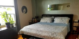 Photo of Marie-Ève's room