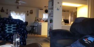 Photo of Alan's room