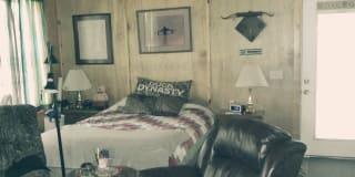 Photo of James Stanley's room