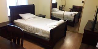Photo of Phillip's room