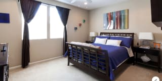 Photo of Jesse Rodwood's room