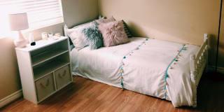 Photo of Rose Wendt's room