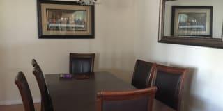 Photo of Violet's room