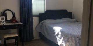 Photo of Veronica's room