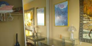 Photo of Gayle Wayne's room