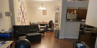 Photo of Tomasz's room
