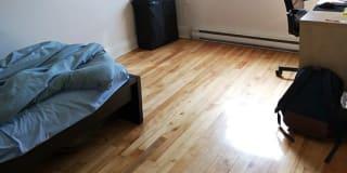 Photo of Zi Yan's room