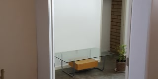 Photo of David Adamson's room