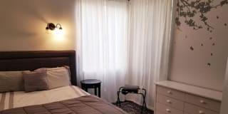 Photo of Devereux's room