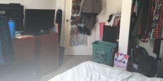 Photo of Priscilla's room