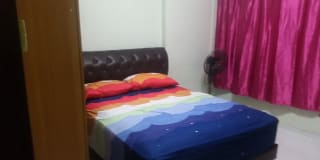 Photo of Rajan's room