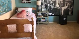 Photo of Debbi's room