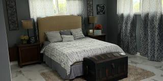 Photo of Rizwan's room