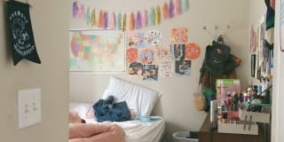 Photo of Ann-Claude's room