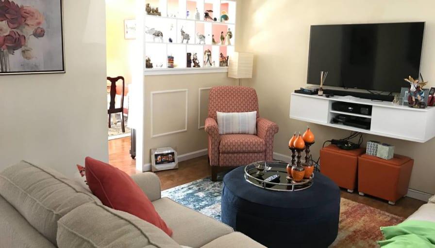 Photo of Ana's room