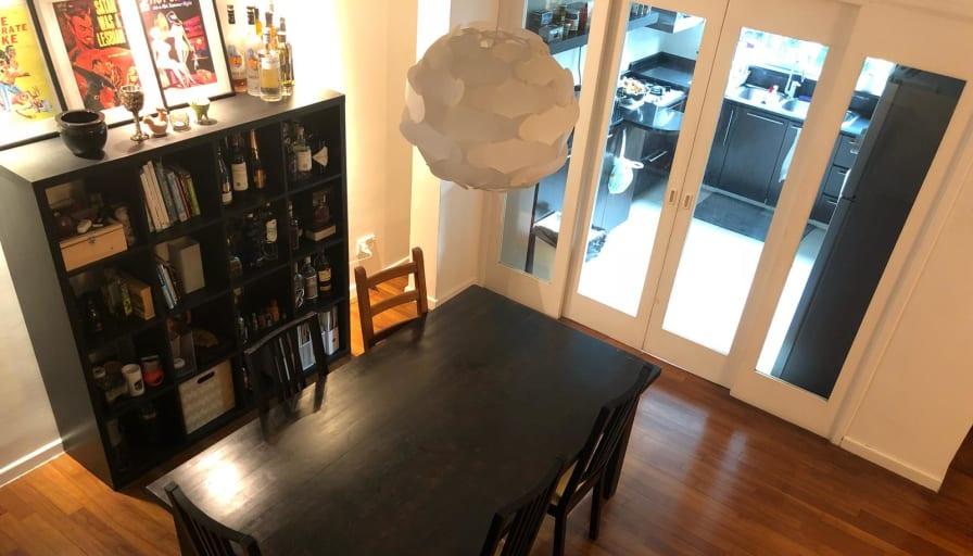 Photo of Alla's room