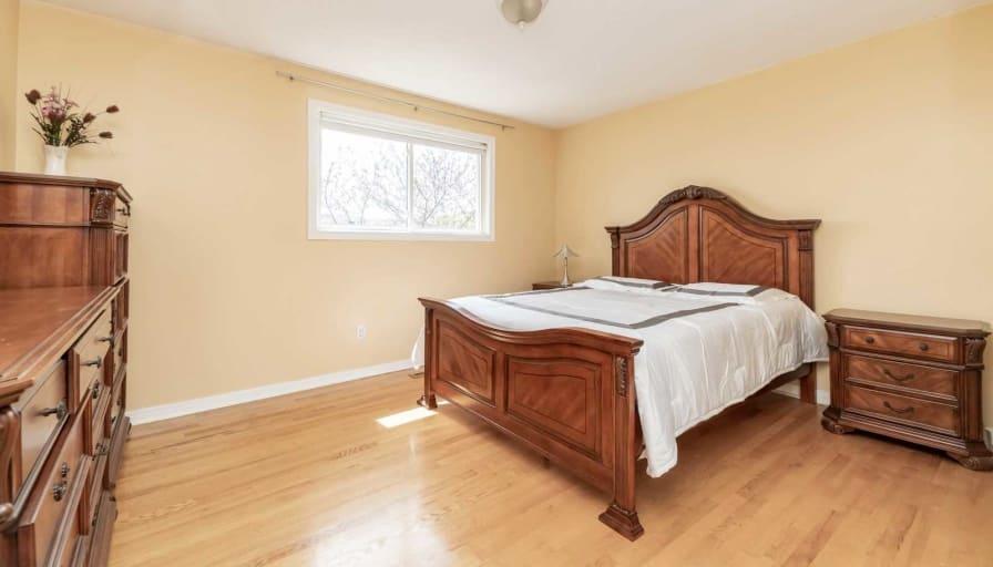 Photo of Zeng's room