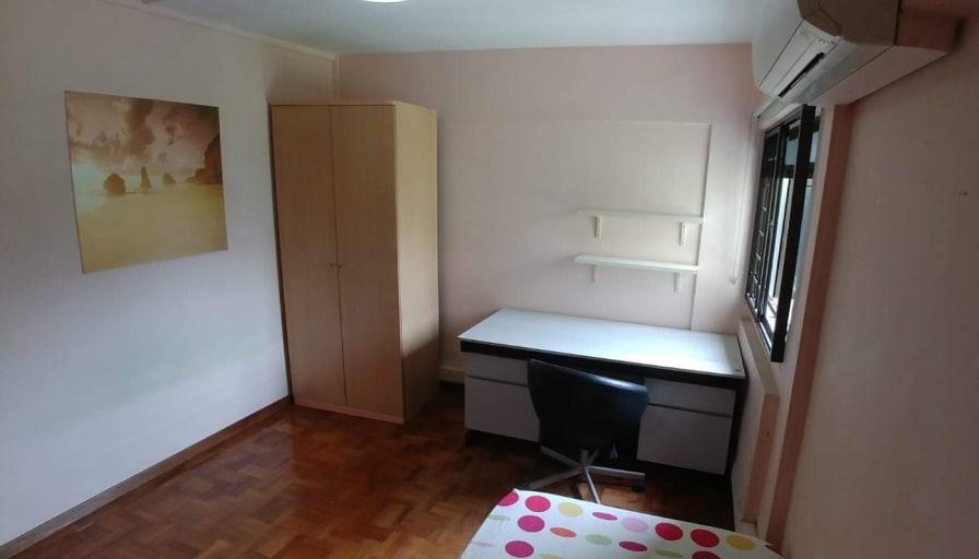 Photo of Maylin's room