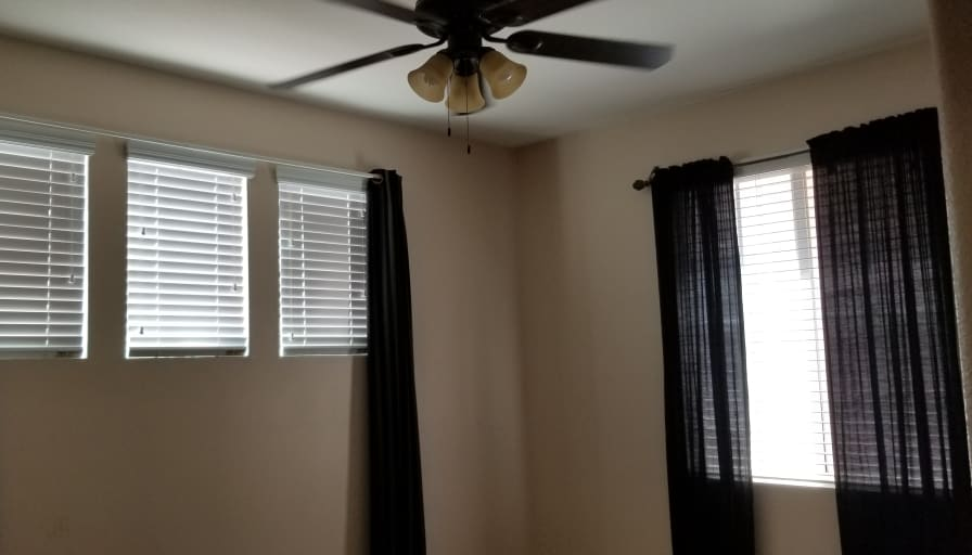 Photo of Esther's room