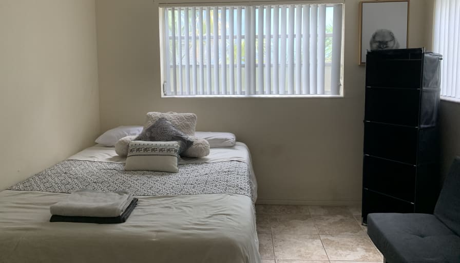 Photo of Georgette's room