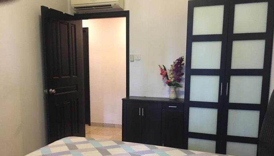 Photo of GRP's room